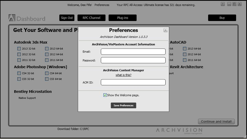 ArchVision RPCs Plug-ins released for Autodesk 2013