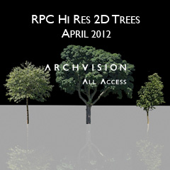 Archvision rpc content: march cars additions archvision.