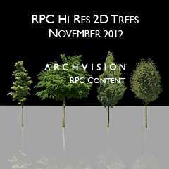 Best practices for rpc people in revit enscape.